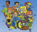 The Burger King Kids' Club Gang