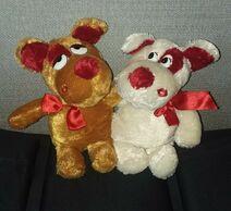 Dan dee valentine dogs 10''