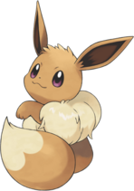 Female-eevee