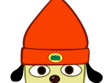 Animated PaRappa the Rapper