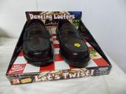Dancing loafers