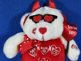 Test Your Love Devil Bear