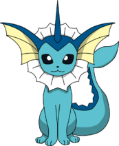 This Is How Vaporeon Looks Like