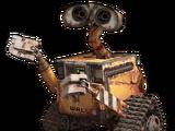 Christmas Light Spinning WALL-E