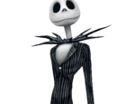 Animated Jack Skellington (Fanmade version)