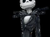 Animated Jack Skellington (Fanmade version)