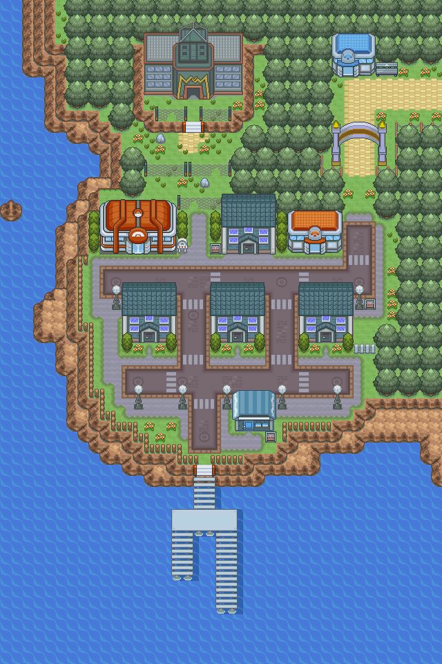 pokemon glazed johto safari zone pokemon list