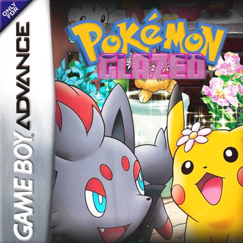 pokemon glazed evolution list