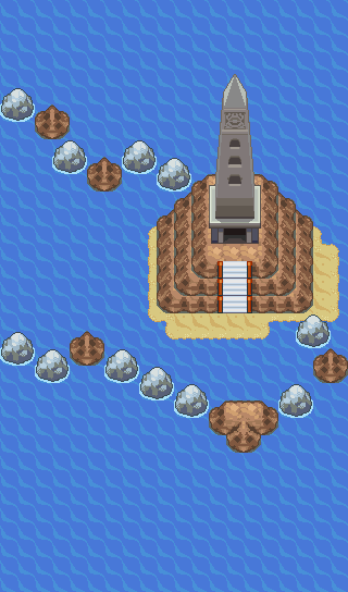 Temporal Tower Fanmade Pokemon Glazed Version Wiki Fandom