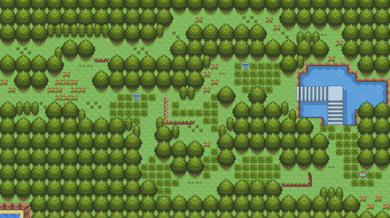 Forest Pass Fanmadepokemonglazedversion Wiki Fandom Powered