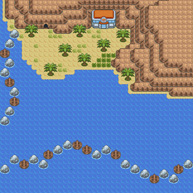 Haunted Isle Fanmadepokemonglazedversion Wiki Fandom Powered
