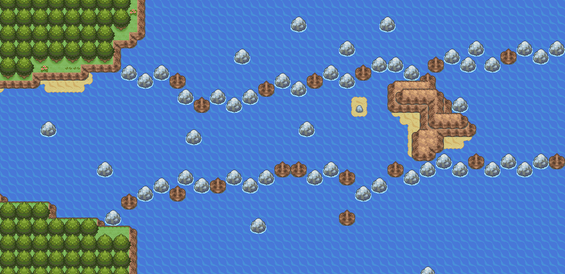 Temporal Sea Fanmadepokemonglazedversion Wiki Fandom Powered