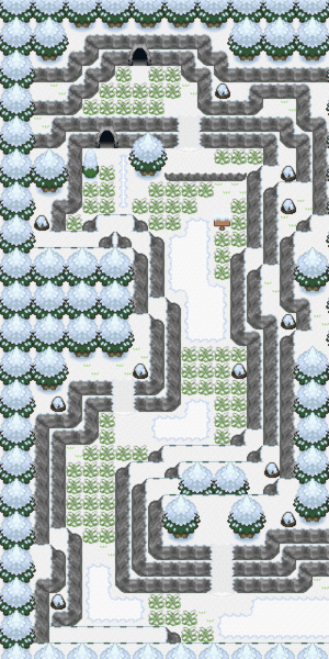 Icebound Chasm