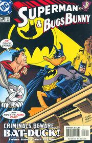 Daffy duck batman1