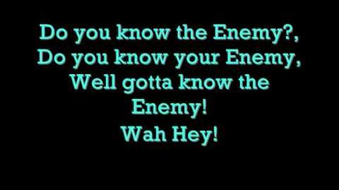 Green Day - Know Your Enemy (With Lyrics)
