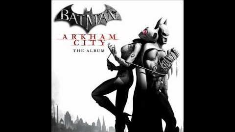 Batman Arkham City The Album 4.- Shadow On The Run - Black Rebel Motorcile