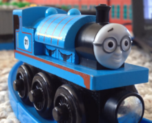 Elijah Wooden Railway