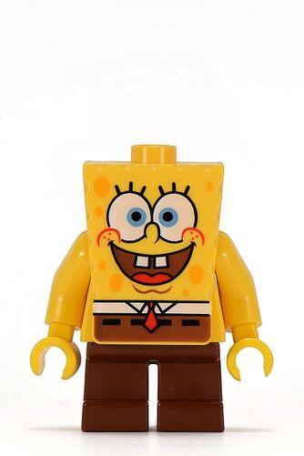 Bob esponja lego 1