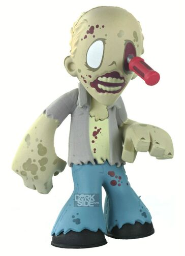 Walking Dead Mystery Mini RV Walker