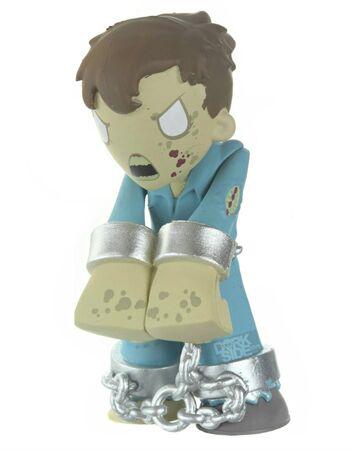 Walking Dead Mystery Mini Prisoner Walker