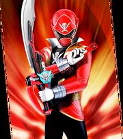 Super-megaforce-red-ranger