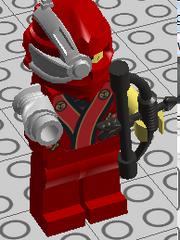 Dancp en lego