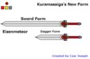 Kuramasaiga - Redrawned