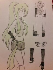 SSGN x RWBY Characters' Information 0 - My Own OCs | Fanon