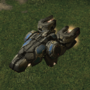 Liberator in fighter mode