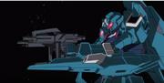 ReZEL duel wields Jegan's Beam rifles