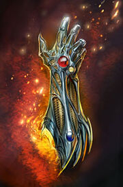 The Witchblade (Sentient Weapon) | Fanon Fanfiction Wikia