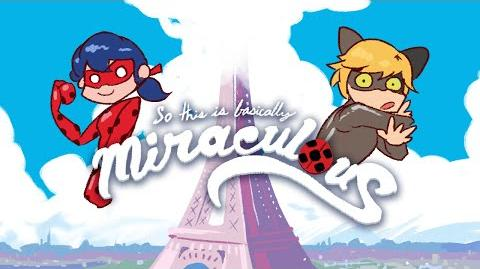 So This is Basically Miraculous Ladybug-1