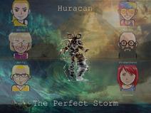HURACAN FLAG