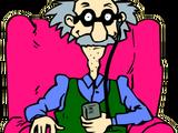 Lou Pickles (Black Screen Series)