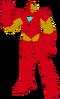 Iron Man Artwork SSBAge
