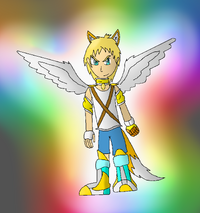 Angelic Armor Lloyd Drako