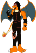 Kane The Charizard