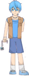 Flash Drako (Human) Render