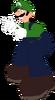 Luigi Artwork SSBAge