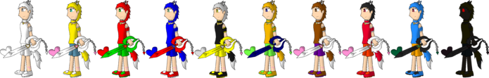 Color Palette Swap (Transparent)