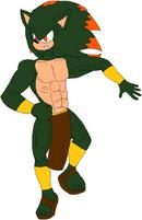 Rayacus the Hedgegod