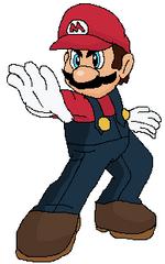 Mario Worlds Collide