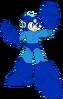 Mega Man Artwork SSBAge