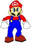 SM64 Mario Worlds Collide