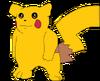 Pikachu Artwork SSBAge