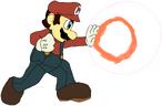 Mario Flame