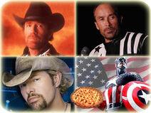 American Heroes.