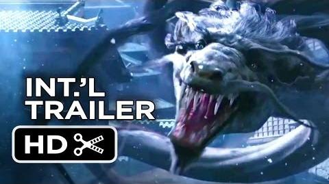 47 Ronin Official International Trailer 3 (2013) - Keanu Reeves Movie HD