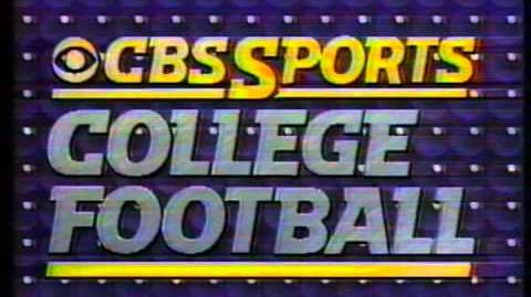 CBS College Football Theme High Quality