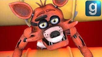 Gmod FNAF Torturing Help Wanted Foxy!